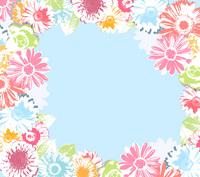 ガーベラ コラージュ スマホ 壁紙 Android Iphone用 かわいいスマホの無料スマホ壁紙 Cute